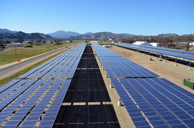 Panel słoneczne